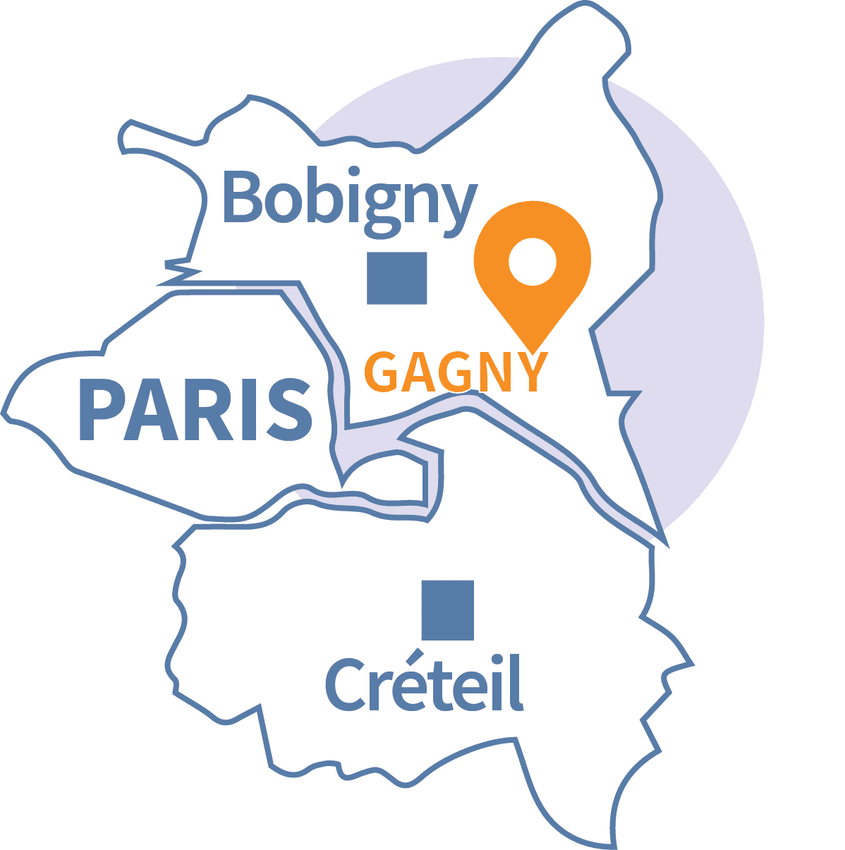 carte d'intervention Gagny footer